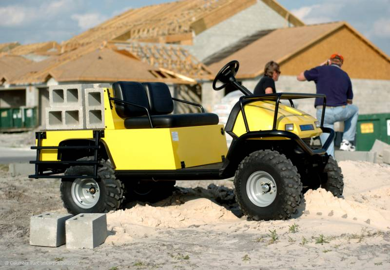 MULTI TERRAIN UTILITY VEHICLE GAS ELECTRIC