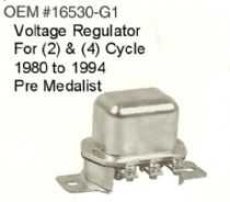 blockbuster golf cart parts golf carts for their accessories voltage regulator e z go gas 4 cycle 1980 to 1994 marathon