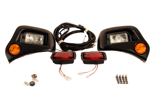 hook up golf cart lights You can decorate your golf cart with christmas lights to add a touch of festivity any time of the year you will need to make a small investment in a vital part, but this piece can also be used to operate other things that need an electrical outlet in your car or golf cart.